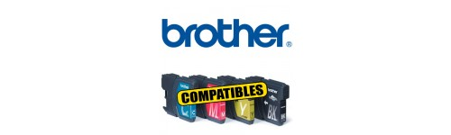 Cartouches Brother Compatible