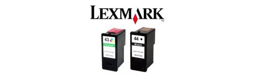 Cartouches Lexmark Origine