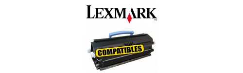 Toners Lexmark Compatible