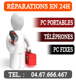 Réparations en 24H